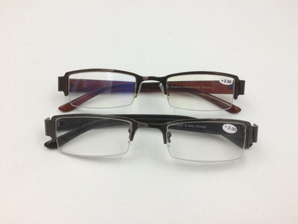 ᓂToda la venta descuento grande de cristal Gafas para leer, Italia ...