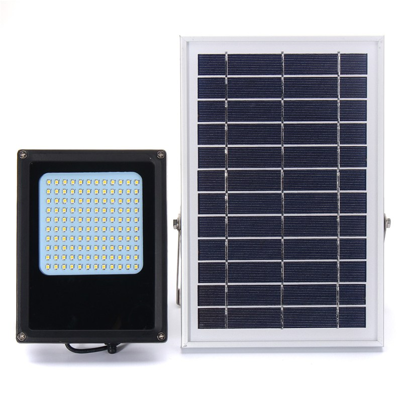 Waterproof 120 LED Solar Light 3528 SMD LED Floodlight Solar LED Flood Light Outdoor Garden Sensor Security Lamp Warm White 0 9m smd 3528 90 leds waterproof led rope light festival lighting