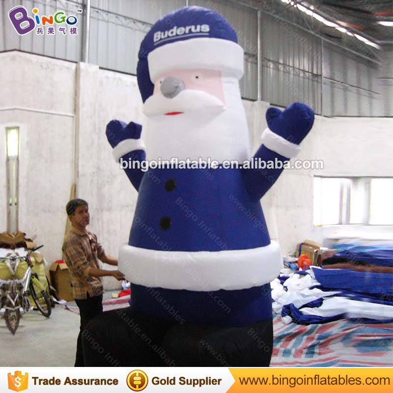 2018 Hot sale 3M high Inflatable Santa Claus model for Christmas party decoration blow up Father Christmas toys for event toys2018 Hot sale 3M high Inflatable Santa Claus model for Christmas party decoration blow up Father Christmas toys for event toys