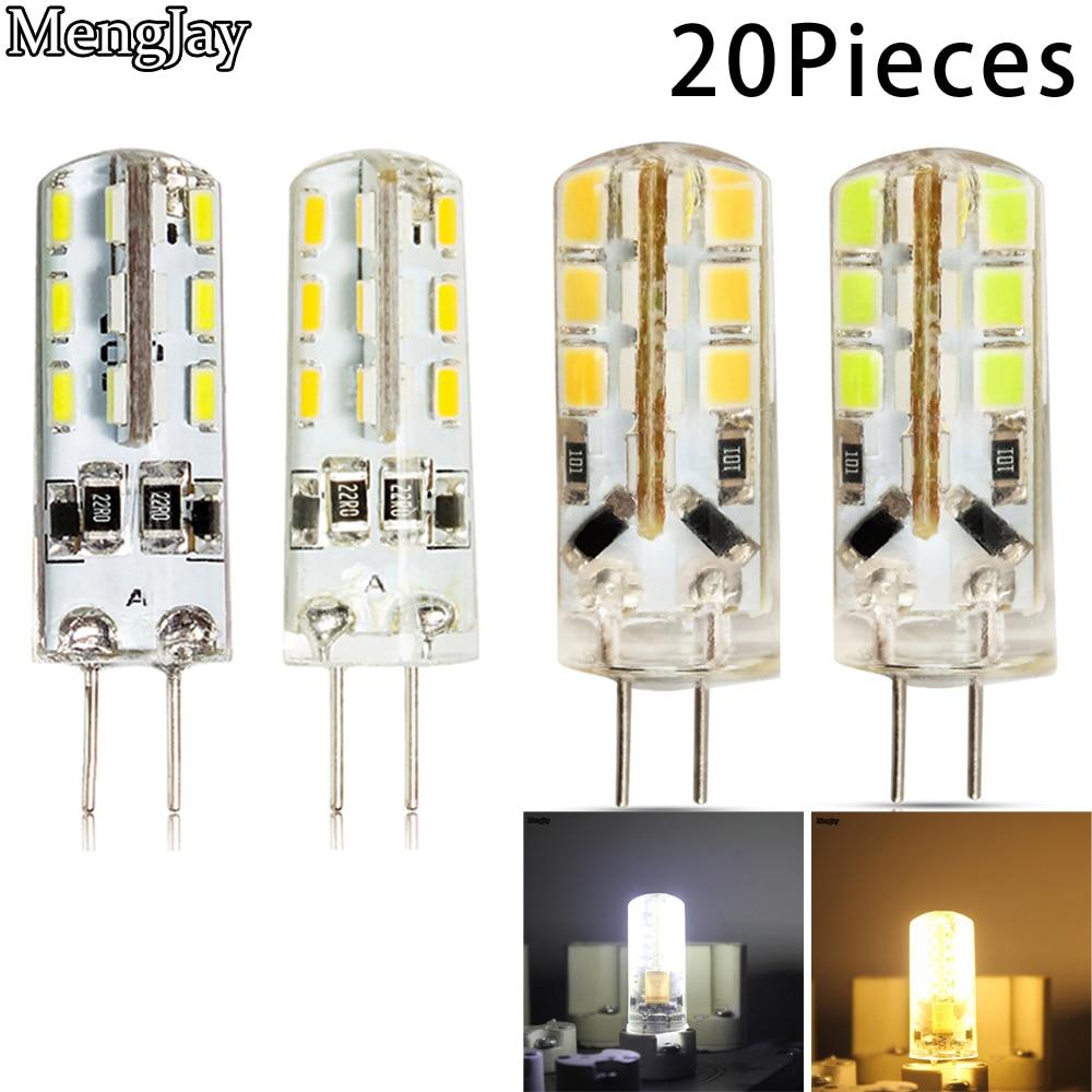 US7 35W Chandelier 55W Halogen LEDs 5W SMD LED 2835 Light LED 6W 3W 244864 8W 25W in 45W Bulbs Lamp 220V 8420Pieces Silicone Bulb replace G4 xoBedC