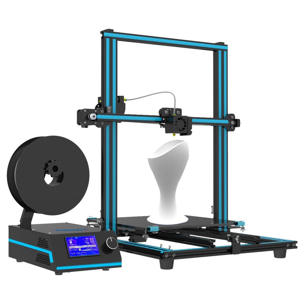 Fast Assembly Tronxy New Model X3S 3D Printer Aluminium