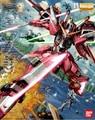 Justiça Infinita Gundam modelo BANDAI 1/100 MG vermelho