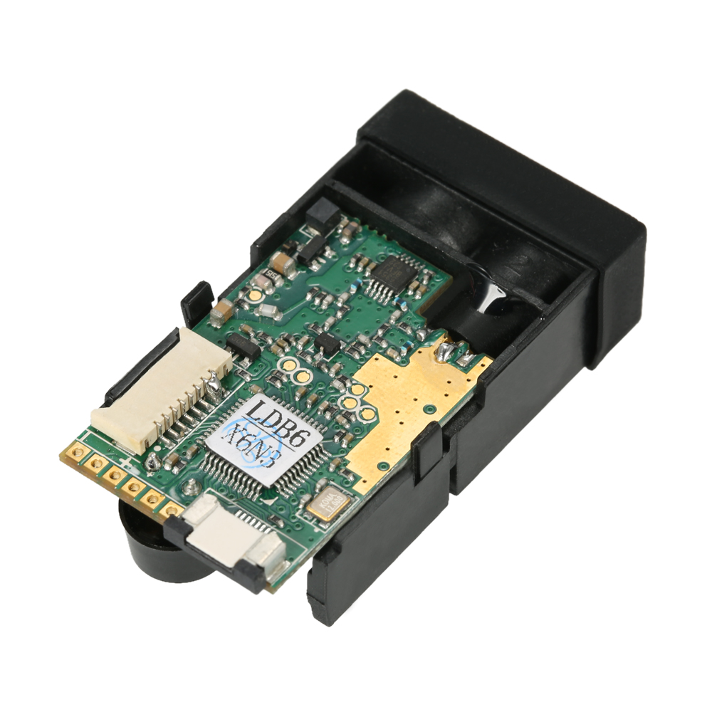 50m/164ft Laser Distance Measuring Sensor Range Finder Module Diastimeter Single & Continuous Measurement цены