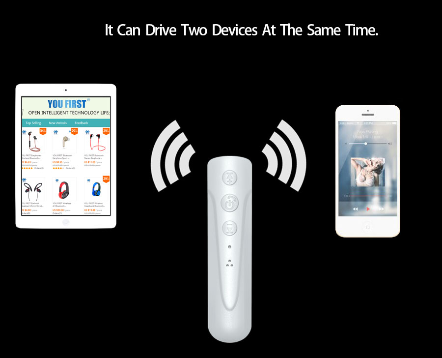 Wireless Receiver Bluetooth Adapter