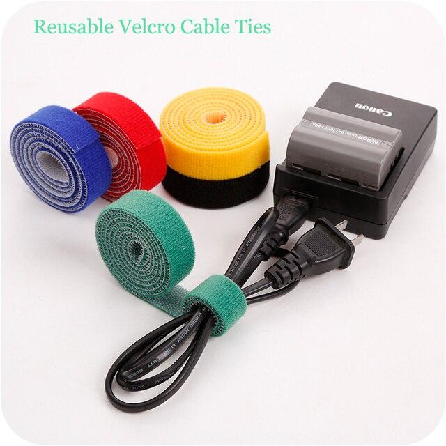 8493e675f594 Nylon Magic Tape Designs Non Self Adhesive Fastener Tape Reusable Cable Tie  No Sticky Storage Tape