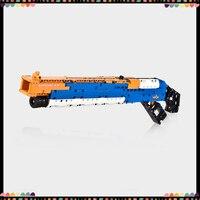 Building Blocks Military Series Legoing High Simulation Action Shotguns Guns Technology Bricks Toys For Kids Children Gifts