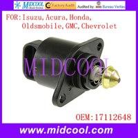 Nova Auto IAC Válvula de Controle De Marcha Lenta Air uso OE NO. 17112648 para Acura Isuzu Oldsmobile GMC Chevrolet|oes| |  -