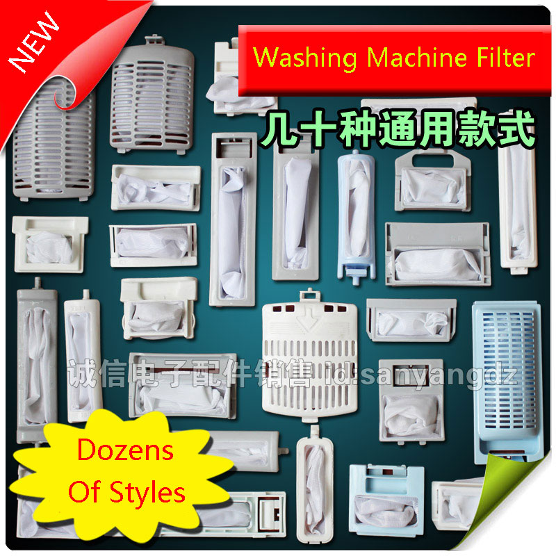 Original Washing Machine Filters Washing Machine Accessories Washing Machine Filter Pocket Bag Pocket
