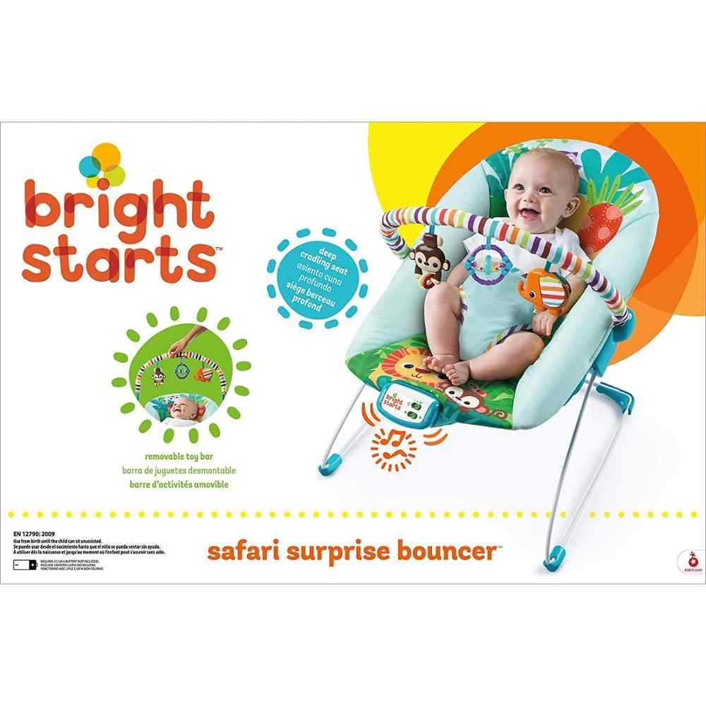 Multifunctional Baby Music Nursery Rocking Chair Child Toy Baby