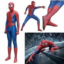 Halloween Saints All Hallows Day comic Raimi Tony spider man Cosplay Zentai Costume  tights jumpsuit adults/children/kids