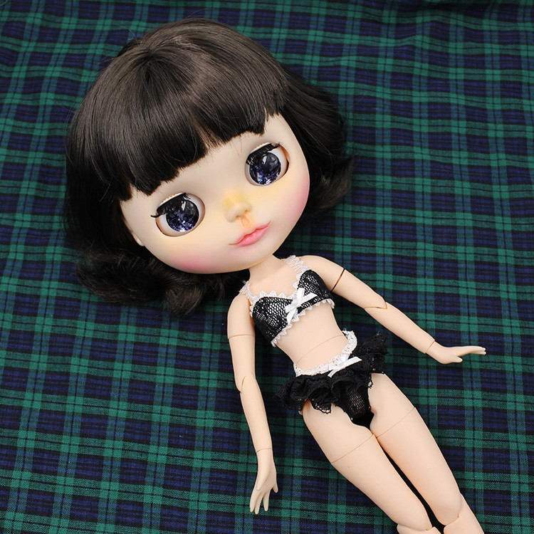 Neo Blythe Doll Split Swimsuit 3