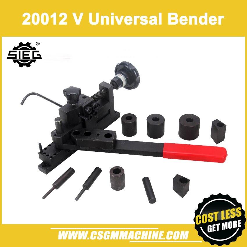 S/N:20012 V Universal Bender/SIEG Bending machine/Update Bend machine/Manual Bender S/N:20012 V Universal Bender/SIEG Bending machine/Update Bend machine/Manual Bender