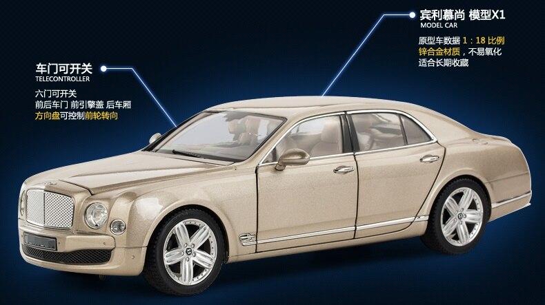 249e40819 ⊱جديد سيارة سبائك سيارات موديل 1:18 دييكاست سيارة معدنية نموذج ...