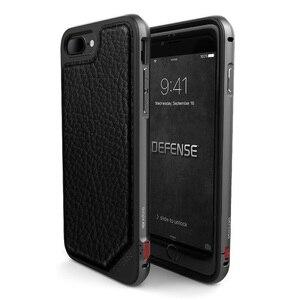 Image 2 - X ドリア防衛ルクス電話ケース iphone 7 プラス 7 Coque 軍事グレードテスト TPU アルミ保護 iphone 7