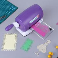 Home Portable DIY Dies Cutting Embossing Machine Scrapbooking Paper Cutter Card Tool Bread Toast Embossing for Appliance Parts