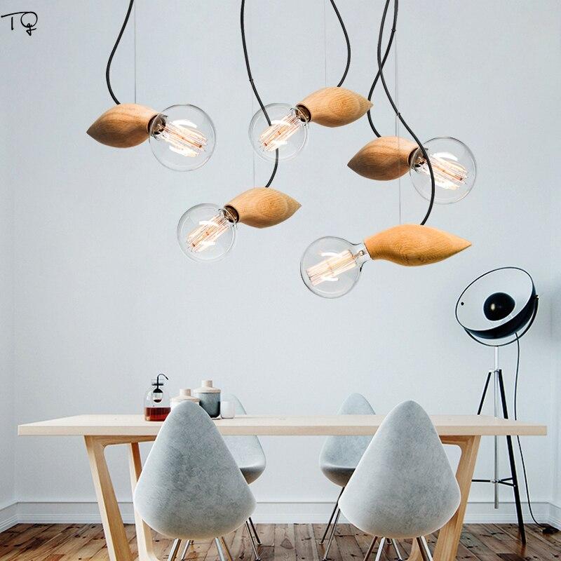 Firefly Led Wood Lamp Swarm