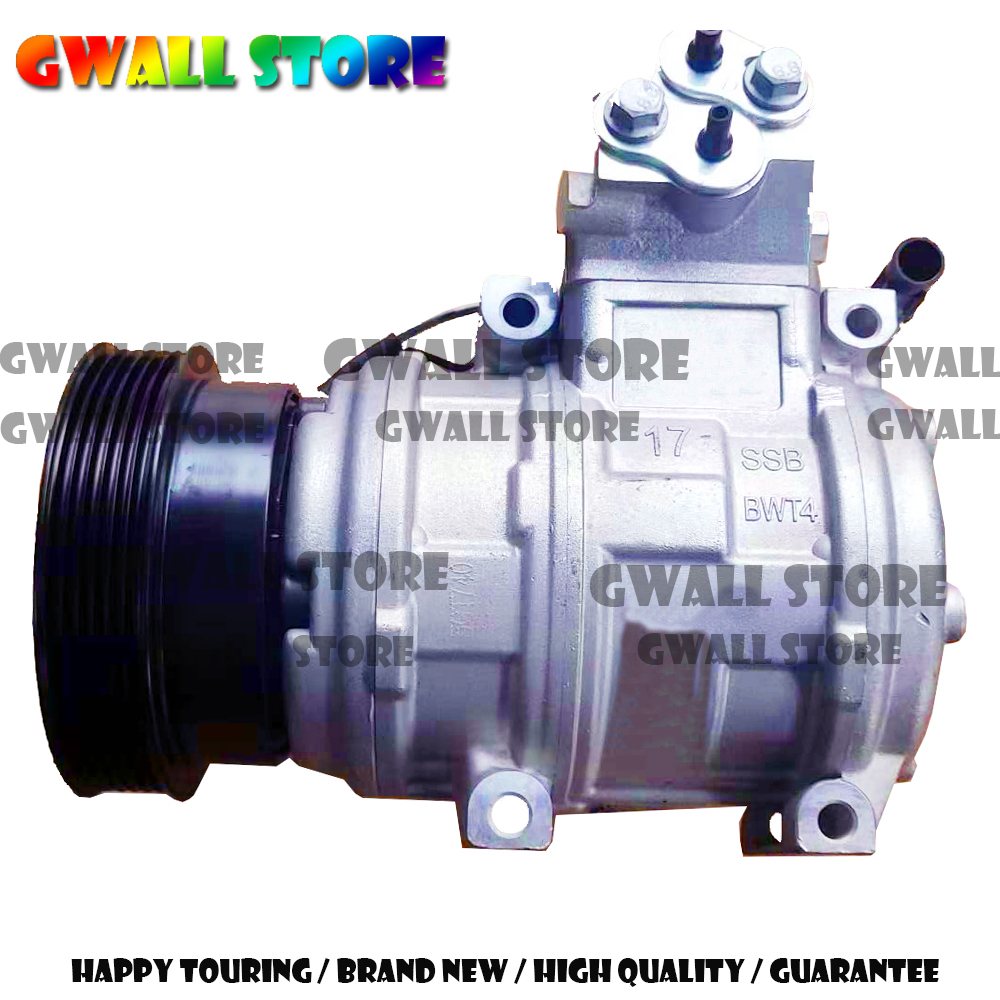 High Quality New Air Conditioning Compressor Assembly For Car Great Wall Diesel 5 Wingle Haval H54D20 Engine 6PK 8103200K84