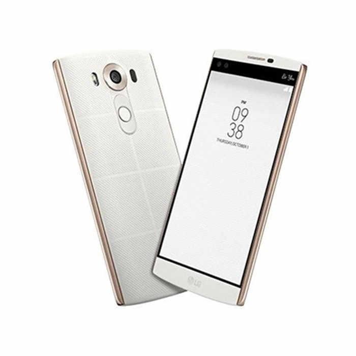 LG V10 H900 H901 4 4G LTE の ANDROID 携帯電話ヘキサコア 5.7 ''16.0MP 4 ギガバイトの RAM 64 ギガバイト ROM 1080 1080P 2560*1440 改装スマートフォン