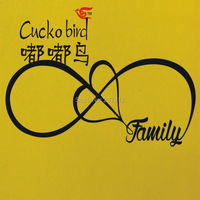 Free Shipping 2017 NEW PVC Decal INFINITY FAMILY LOVE HEART INFINITY FOREVER SYMBOL Vinyl Sticker Wall