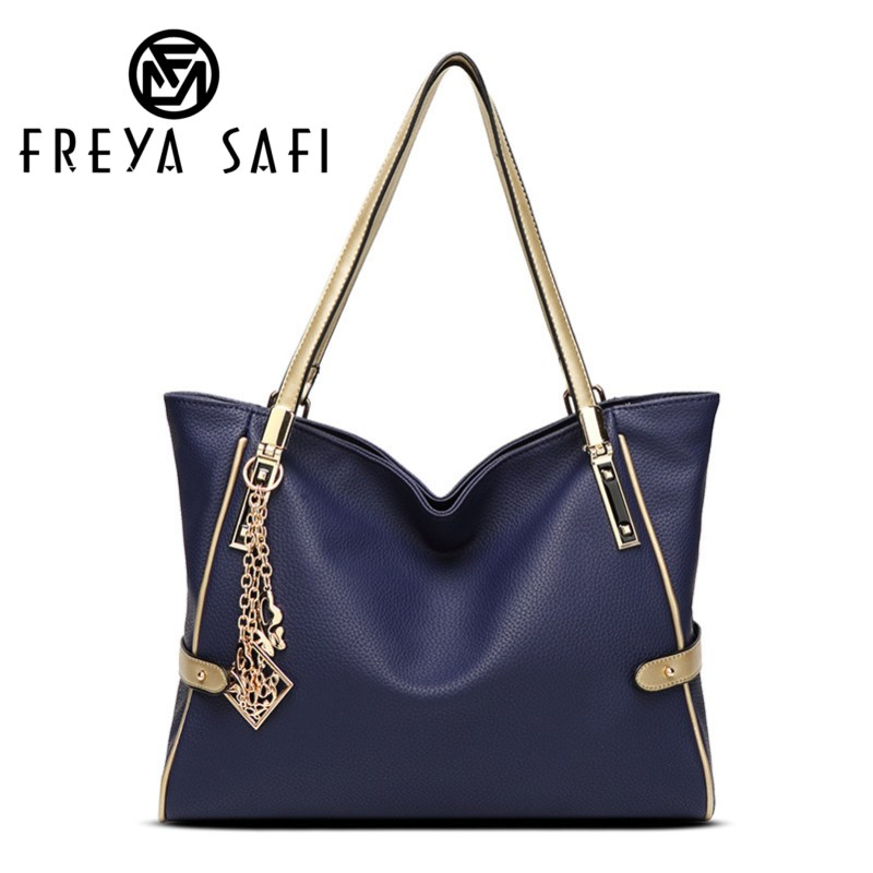 Big Female Bag Women Handbag Famous Brand Shoulder Bags Solid Designer Handbags