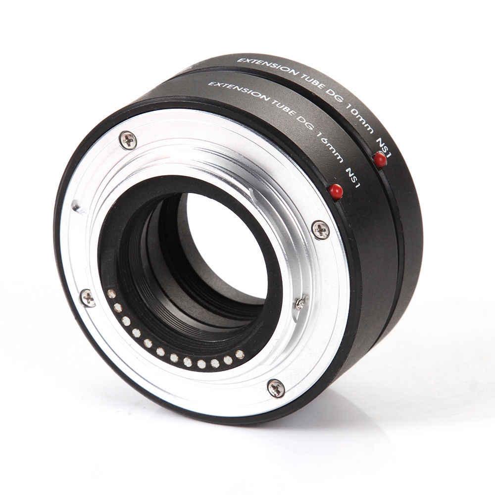 """FOTGA מאקרו AF פוקוס האוטומטי הרחבה 10 מ""""מ 16 מ""""מ סט DG עבור ניקון 1 S1 S2 AW1 V1 v2 V3 J1 מצלמות"""
