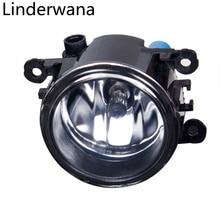 Fog font b Lamp b font Assembly Super Bright Fog Light For Renault Logan Sandero Stepway
