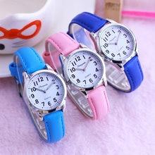 Детские наручные часы для мальчиков и девочек маленькие электронные