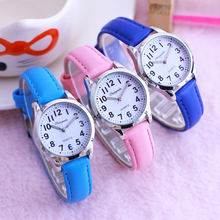 2019 CYD hot seller children boys girls quarzt wristwatches students small learn