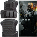 Popular USMC Airsoft Tactical Military Molle Combat Assault Plate Carrier Vest Tactical vest Hunting Clothes