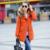 Mujeres abrigo de Invierno y Otoño 2016 Moda Casual Plis tamaño Señora Parkas Ropa Femenina abrigo cuello de Piel Con Capucha Chaquetas M19