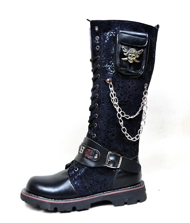 High Quality masculinas botas
