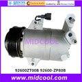 Высокое качество авто AC компрессор DKS17D для 92600ZT00B 92600-ZP80B 962600ZP80B