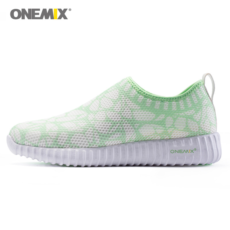 Running Shoes for Women Super Light Breathable Loafers Zapatillas Slip On Athletic Sports Shoe Jogging Outdoor Walking Sneakers цена