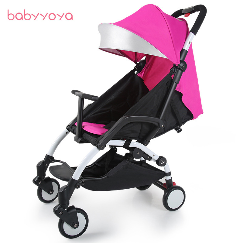 цены BABYYOYA 3 YOYA Baby Stroller 2 in 1 Brand Infant Portable Light Travel Fold Stroller Baby Carriage Pram Pushchair Car