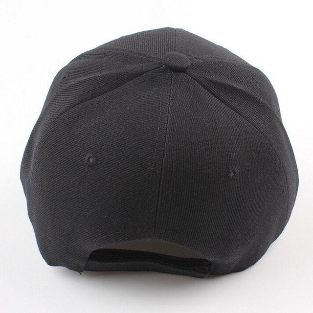 Solid Baseball Cap  2
