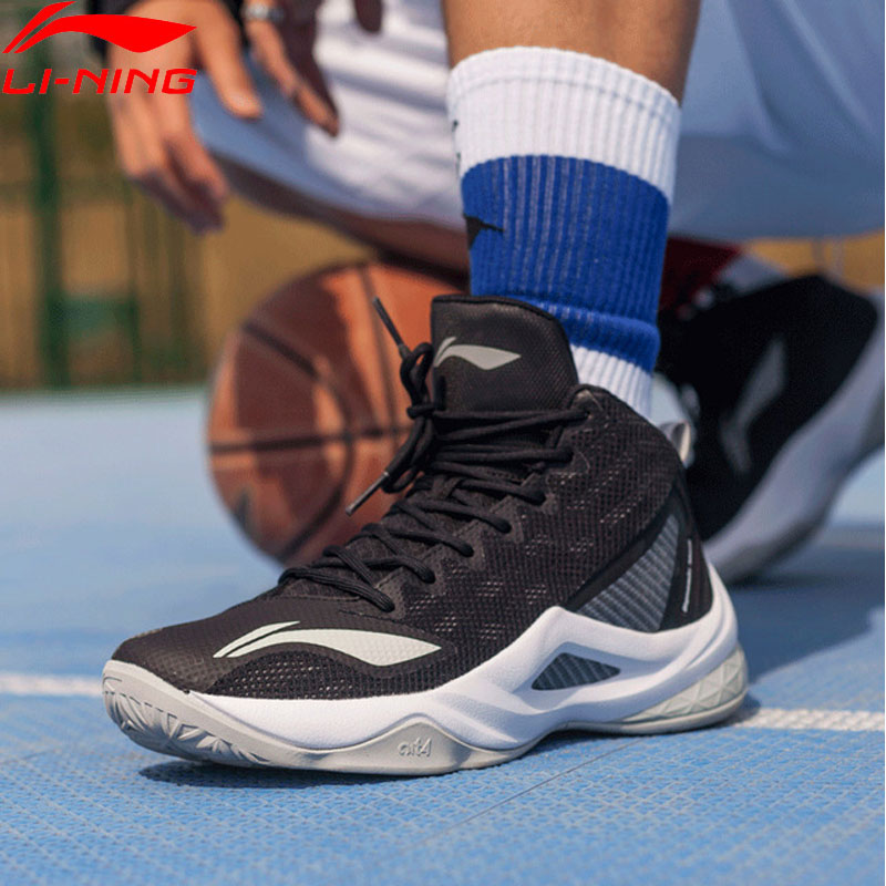 Li-Ning Men Wade Series ALL IN TEAM RETURN On Court Basketball Shoes Wearable Cushion LiNing Sport Shoes Sneakers ABPP037 XYL246Li-Ning Men Wade Series ALL IN TEAM RETURN On Court Basketball Shoes Wearable Cushion LiNing Sport Shoes Sneakers ABPP037 XYL246