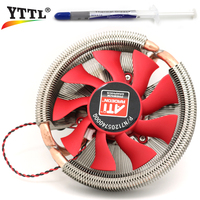 Supporting Multi Platform Pure Copper 43mm 48mm 53mm Hole Spacing A N Video Graphics Card Fan