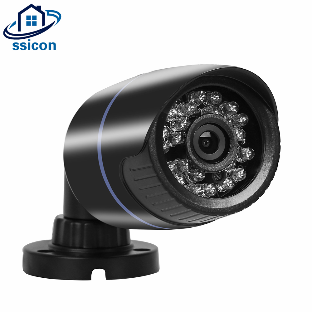 SSICON 3.6mm Lens Waterproof 720P 960P 1080P IP Security Surveillance CCTV Camera Onvif P2P Bullet Camera Outdoor Night Vision wistino cctv camera metal housing outdoor use waterproof bullet casing for ip camera hot sale white color cover case