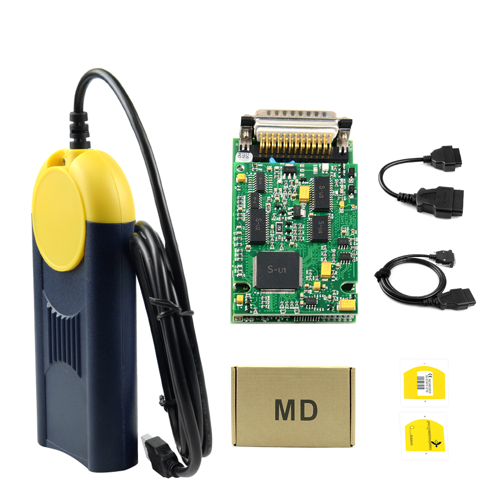 Image 5 - Diagnostic tool  Multi Diag Multi Diag Access J2534 interface OBD2 Device Multidiag J2534 with free shipping-in Electrical Testers & Test Leads from Automobiles & Motorcycles on