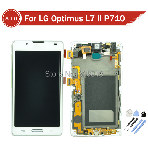 For LG Optimus L7 II P710 LCD Display font b Touch b font font b Screen