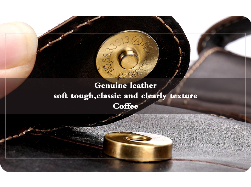 4 genuine leather bag