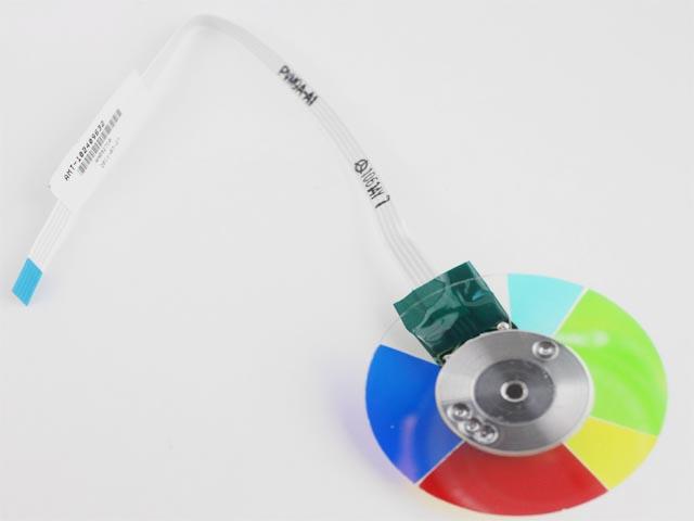 NP100 projector color wheel