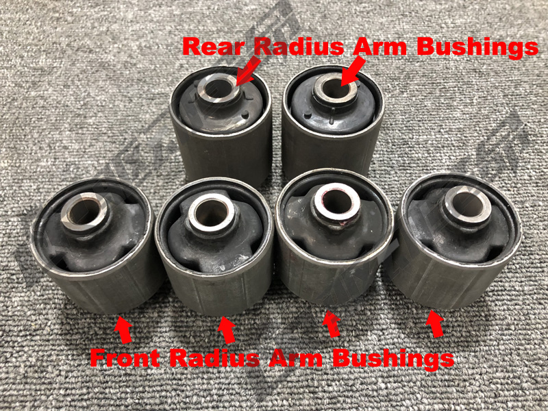US $88 99  Jimny Car Styling JB43 Off Road Tuning Control Arm Bushings Rock  Version-in Control Arms & Parts from Automobiles & Motorcycles on
