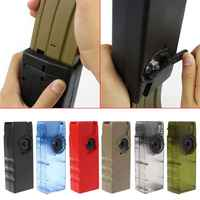 New Tactical Handheld Device BB Speed Loader Ball Container Magazine Airsoft Paintball Outdoor Hunting Shooting Tackle Accessory