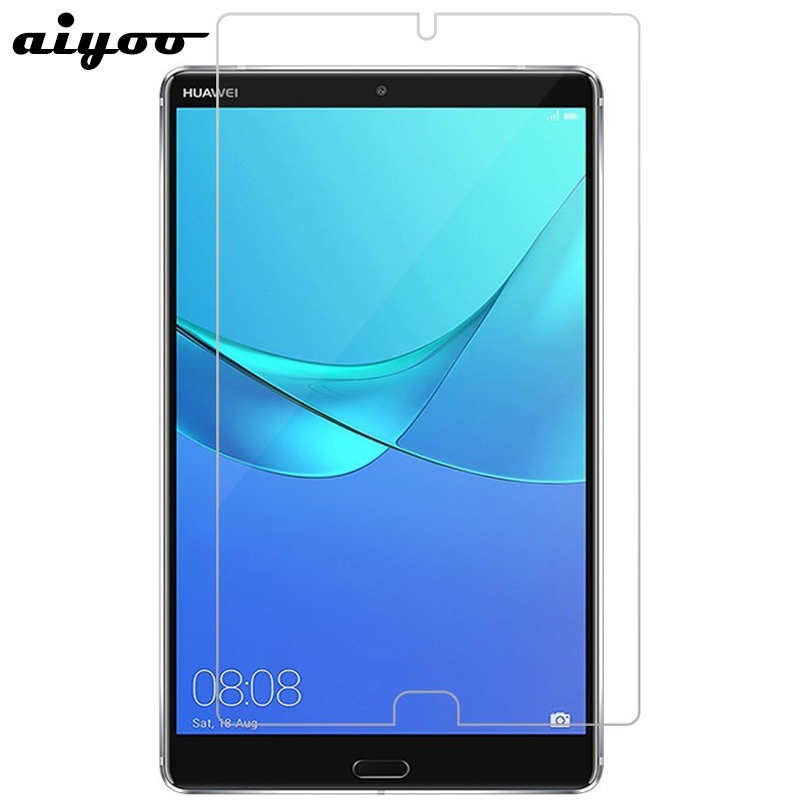 Tablet Screen Protectors 100% Quality Aiyoo Tempered Glass For Huawei Mediapad M5 8.4 Sht-w09 Sht-al09 Tablet Screen Protector Tempered Glass Film For Huawei M5 8.4