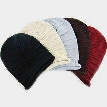 НОВЫЕ ТОВАРЫ НОВЫЕ ТОВАРЫ Женщины Мужчины Зима Теплая Вязаная Крючком Слауч Шапочка Hat Повседневная Хип-Хоп Cap