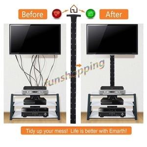 Image 1 - 4 шт., гибкие неопреновые накладки для кабелей, 1,2 м