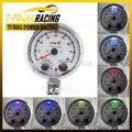 "3 3/4""  tachometer with 7 colors led 0-8000RPM auto gauge/Tachometer/Car meter"
