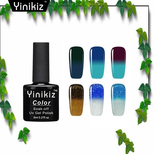 Saviland 12pcs Gel Paint Polish Nail Bio Soak Off Art Uv L