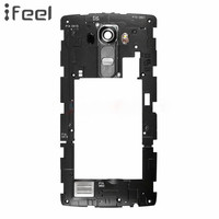 New Rear Housing Assembly For LG G4 H810 H811 H815 LS991 F500L Black